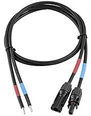 enjoysolar 4 mm² profesjonalny kabel połączeniowy, regulator ładowania solarnego do modułu solarnego MC4 kabel solarny