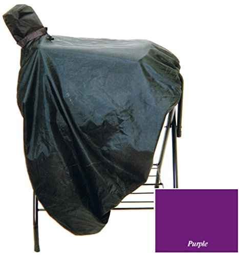 Tough-1 Purple Nylon Western Saddle Cover w/ Tote / Fender Protection Horse Tack