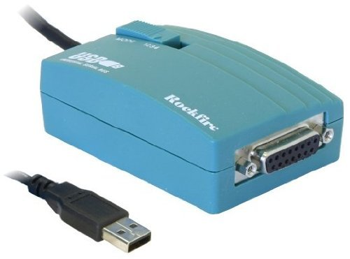 USB Game Port Adapter Rockfire RM-203 gameport