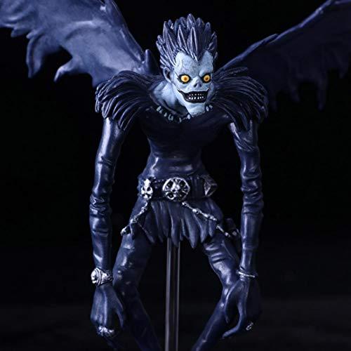 Eteng Figura de Death Note Ryuk, Modelo de Figura de Grim Reaper, decoración de Estatua Coleccionable, periférico de animación, Regalo de cumpleaños, 9.45 10.24in