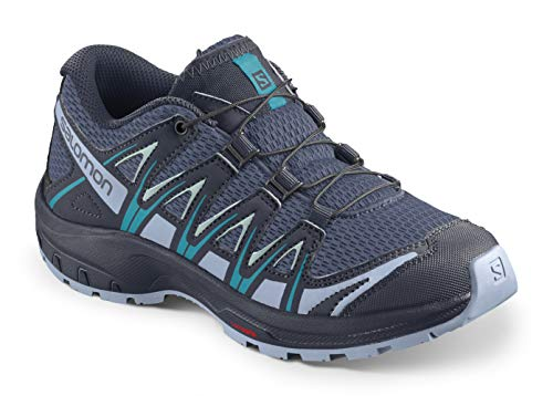 SALOMON Kinder XA PRO 3D J, Blau (Blue Indigo/Kentucky Blue/Capri Breeze), 32 EU