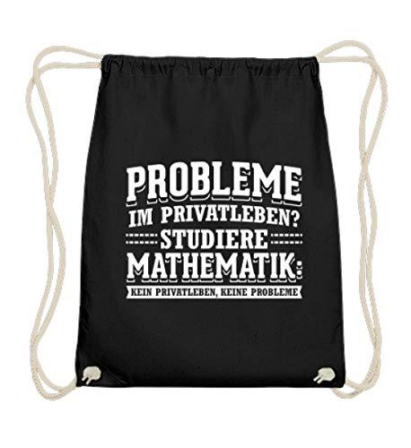 Chorchester studeer wiskunde geen privéleven - katoen gymzak