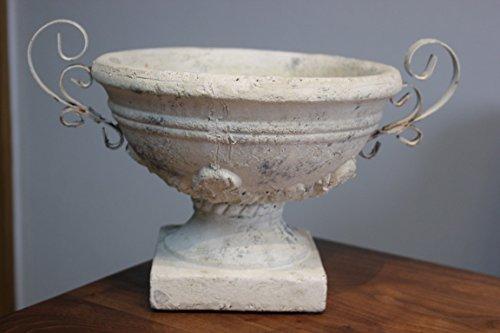 """'Coque """"Maison de campagne Valo Crème ° Céramique ° ° Pot à fleurs Pot ° Vase"""