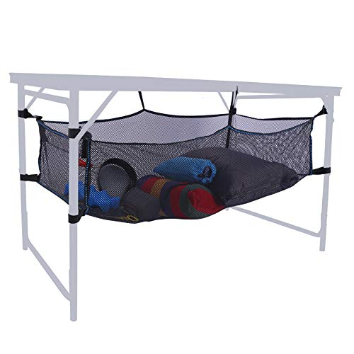 REDCAMP Mesh Organizer for 4ft Folding Camping Table