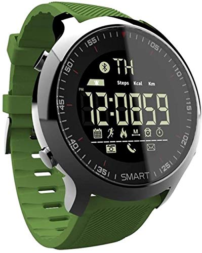Smartwatch Profesional Buceo Deportes Smartwatch Móvil SMS Outdoor Hombre Smartwatches-B