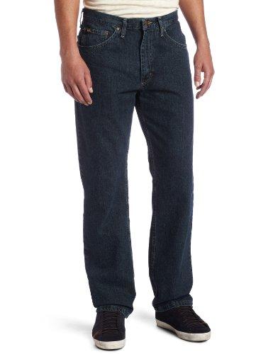 Lee Men's Regular Fit Straight Leg Jean, Quartz Stone, 36W x 32L