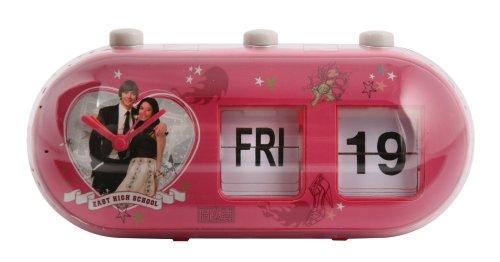 High School Musical 3 Score Board Calendar Clock