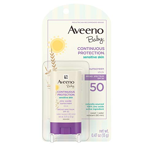 Aveeno Baby Continuous Protection Sensitive Skin
