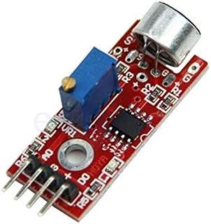 Microphone Sensor Module for Arduino