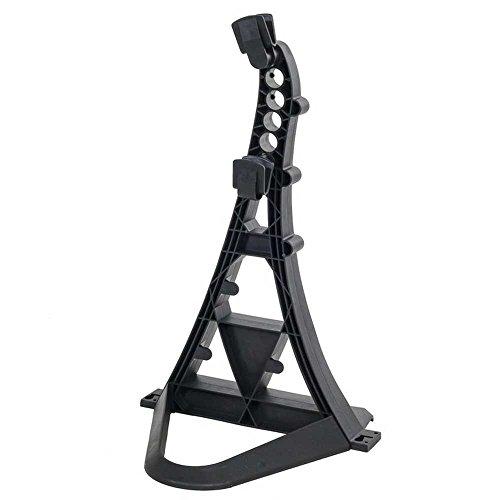 Hebie Unisex– Erwachsene Fahrradständer-2260812100 Fahrradständer, schwarz, Einheitsgröße