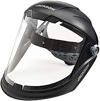 Jackson Safety Maxview Ratcheting Face Shield (Uncoated)