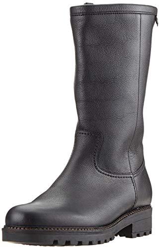 Gabor Shoes Damen Fashion Stiefeletten, Schwarz (Schwarz (Cognac) 87), 36 EU