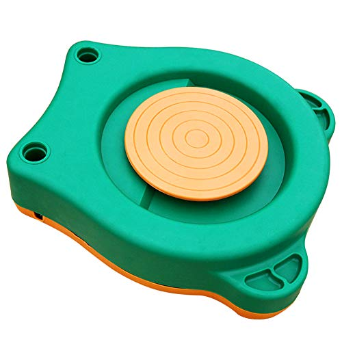 Electric Pottery Wheel for Kids, Ceramic Throwing Machine Clay Forming Pitters Tools