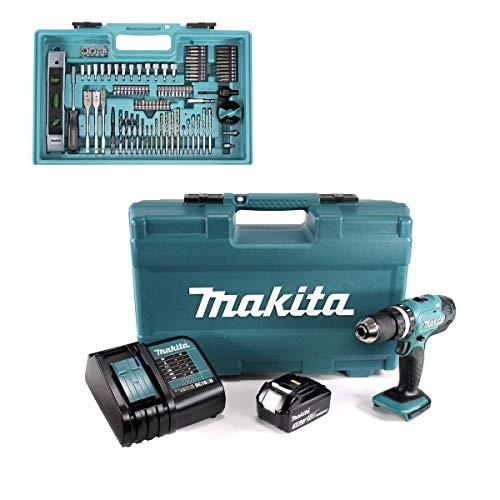 Makita DHP453FX12 18v Combi Drill with 1x 3.0Ah Battery &...