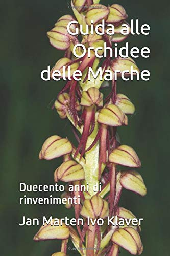 Guida alle Orchidee delle Marche: Duecento anni di rinvenimenti