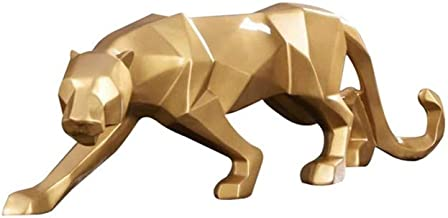 Best gold panther statue Reviews