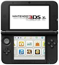 Free Shipping and Cheap !!! Nintendo 3ds Xl (Latest Model)- Red & Black Handheld System (Ntsc)