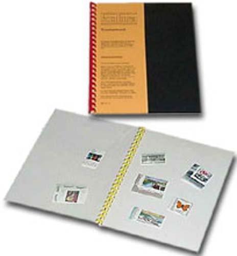 Prophila Kobra Trockenbuch mit Ringbindung für alle Gummierungen