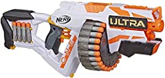 The gold standard in Nerf dart blasting: experience extreme distance, accuracy, and speed with Nerf Ultra blasters that are designed with advanced features to take your Nerf games to the next level Nerf Ultra darts are the farthest flying Nerf darts ...