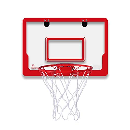 Canasta Baloncesto Mini Aros De Baloncesto Para Interiores Y Exteriores, Soporte De Entrenamiento De Juguete De Baloncesto Para Adultos Para Niños Portátiles, Tablero De PC Y Juego De Anillos De Acero
