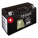 Gel Batterie yt7b-4SHERCO SE 450FR 4,5I Racing 2010–2011di Tecno