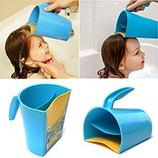 Rinse Cup For Baby Child Wash Hair Eye Shield Shampoo