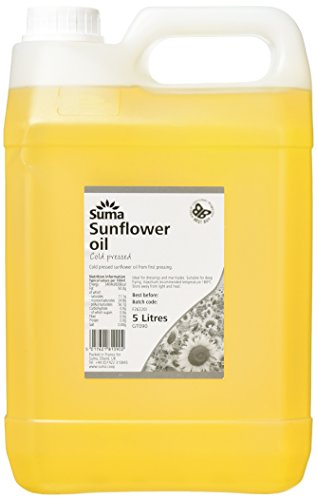 Suma Sonnenblumenöl kaltgepresst 5 Liter
