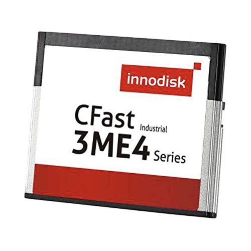 INNODISK DECFA-32GM41BW1DC SATA III Flash Card, CFast 3ME4 w/Toshiba 15nm(Industrial, W/T Grade, -40~85°C) - 32GB CFast 3ME4 MLC