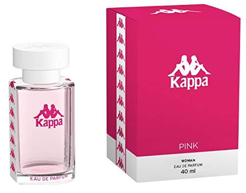 Kappa Women Pink, Eau de Parfum, 40 ml
