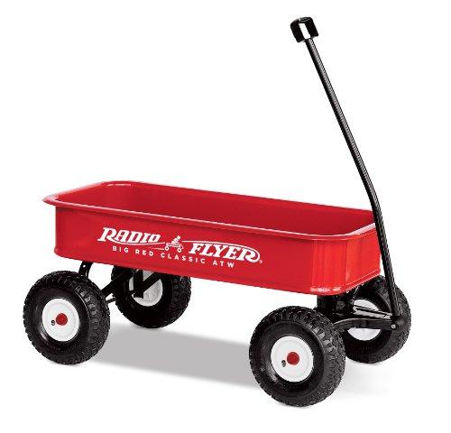 RADIO FRYER (ラジオフライヤー) ビッグクラシック レッド ワゴン Big Red ATW #1800
