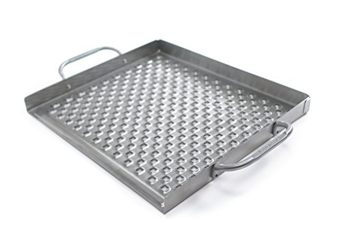 Broil King Barbecue/Barbecue/Grill, Surmatelas, Acier Inoxydable, 5 x 5 x 5 cm, 69712