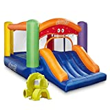 Best Bounce Houses - Cloud 9 Inflatable Bounce House with Slide Review