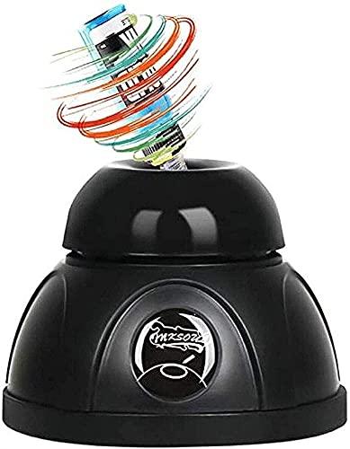 XiuLi Mezclador de vórtice de líquido eléctrico, Mini agitador de vórtice de líquido con Base Antideslizante para Salones de uñas, Laboratorios, Tiendas de Tatuajes y Uso doméstico para Mezclar Tinta