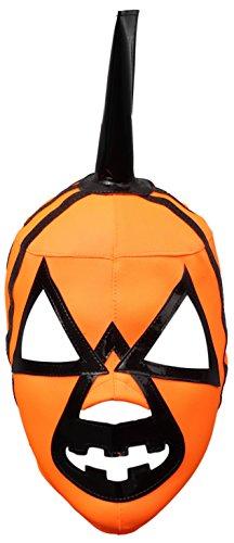 Deportes Martinezzzkx Halloween-Kürbis-Masken, Lycra, Lucha Libre Luchador Wrestling-Masken, Erwachsenengröße