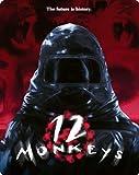 12 Monkeys Steelbook [Blu-ray]