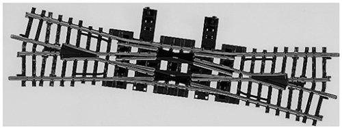Märklin 2275 - Doppelkreuzungsweiche 225 mm, Inhalt  1 Stück
