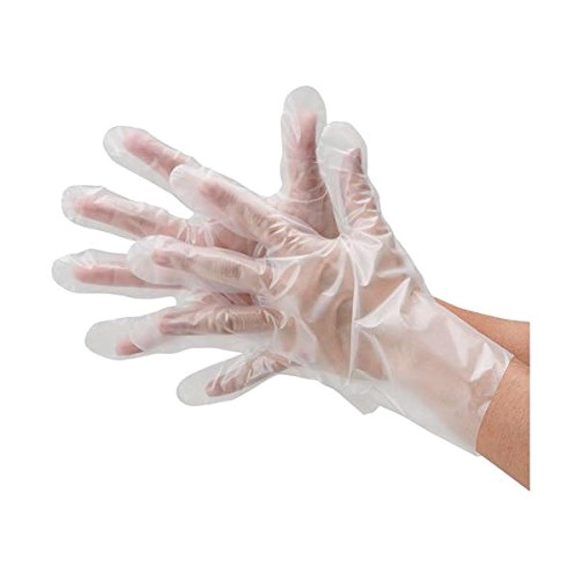 五月略す無駄な川西工業 ポリエチレン手袋外エンボス袋エコノミーS60袋 ds-1915796