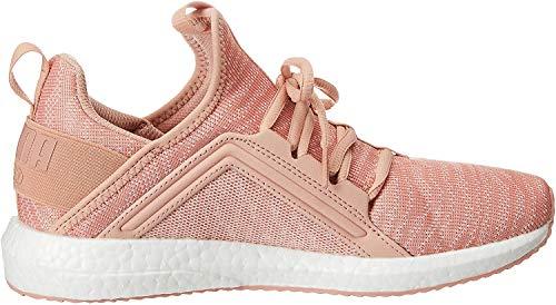 PUMA Damen Mega NRGY Zebra WN's Sneaker, Pink (Pearl-Peach Beige), 40.5 EU
