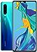 Huawei P30 ELE-L29 128GB Hybrid Dual Sim Unlocked GSM Phone w/Triple (40 MP + 16 MP + 8 MP) Camera - Aurora (Renewed)