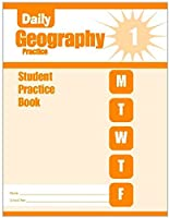 Daily Geography Practice, Grade 1 Individual Student Practice Book