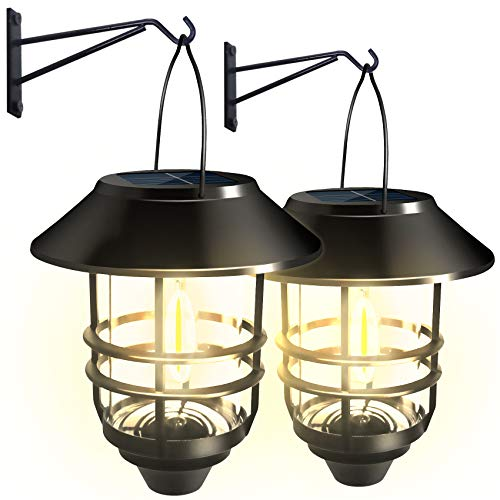 (40% OFF) 2-Pack Solar Lanterns $21.59 – Coupon Code