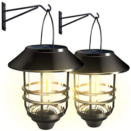 (40% OFF) 2-Pack Solar Lanterns $21.59 – Coupon Code