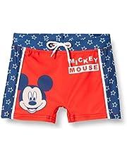 CERDÁ LIFE'S LITTLE MOMENTS Boxers Bañador Natacion Niño de Mickey Mouse-Licencia Oficial Disney Niños