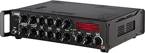 Laney IRONHEART Series IRT-SLS - Monoblock + Tube Guitar Amp Head - 15W - USB Interface