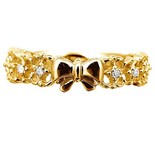 [ココカル]cococaru ダイヤ リング ダイヤ リングモンドリング ダイヤ リングモンド 指輪 レディース 10金 10k K10 ゴールド イエローゴールド ピンクゴールド ホワイトゴールド ギフト 贈り物 記念日 プレゼント 日本製 品質保証書(
