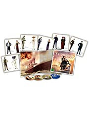Titanic: Special Collectors Edition / Blu-ray + DVD + CD