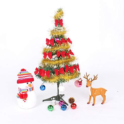 Sapin de Noël Arbre de Noël - Décoration de Noël 1.5 M / 1.8 M Ornement d'arbres de Noël dans un centre commercial (taille : 150cm)