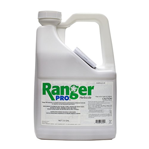 Ranger Ranger Pro Glyphosate Grass & Weed Herbicide Concentrate 2.5 gal.