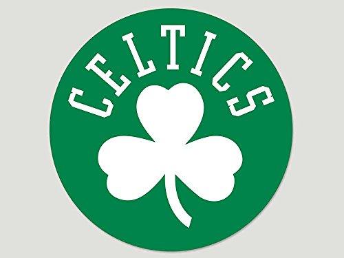 WinCraft NBA Boston Celtics Perfect Cut Color Decal, 8' x 8'