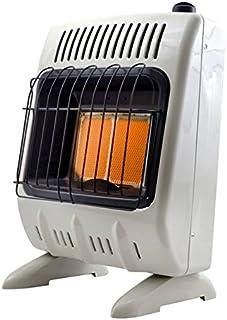 Mr. Heater Corporation Calentador de propano Radiante de 10.000 BTU, sin ventilación